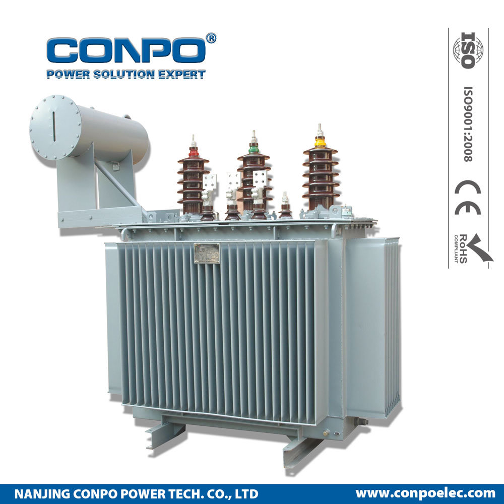 S9 Series 33kv/5kVA~2500kVA Oil-Immersed Power Transformer pictures & photos