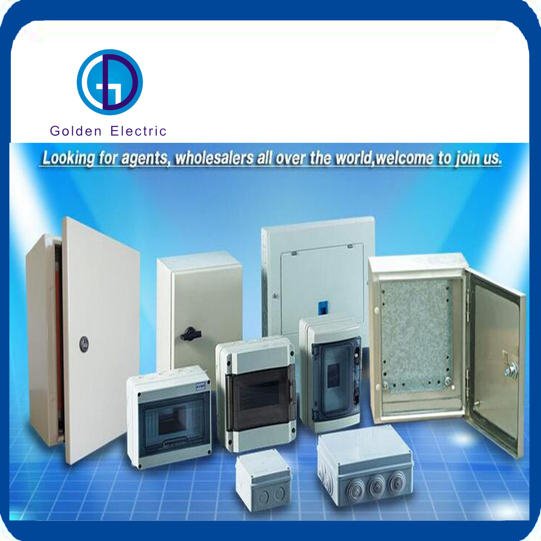 China IP66 Transparent Plastic Types Power Distribution Box Switch ...