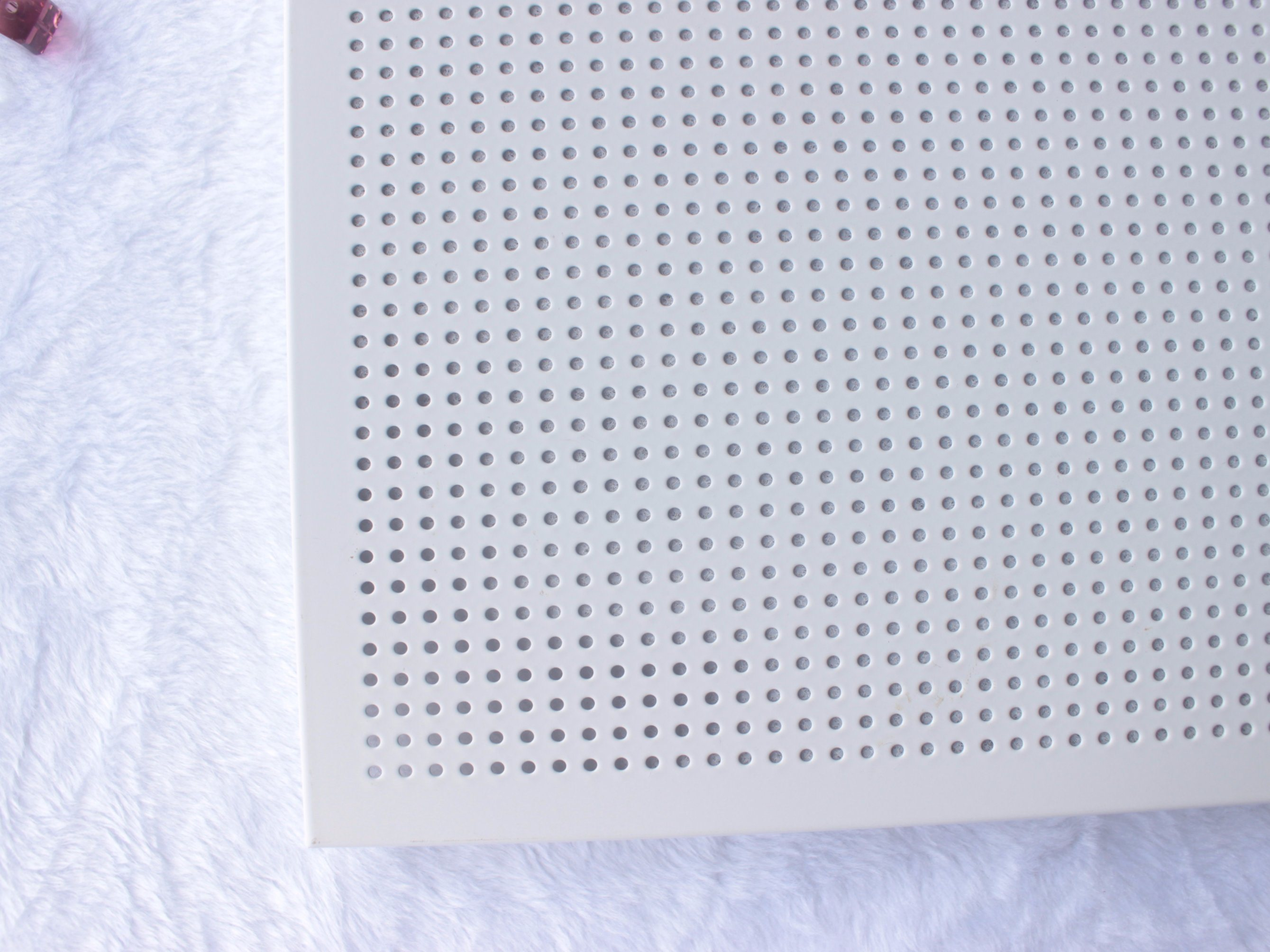 perforated plate decorative aluminum of pictures oval sheet decor
