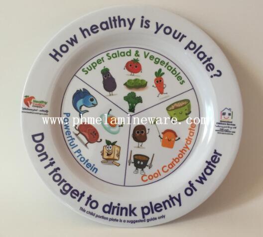 China Melamine Plates/Plastic Melamine Dish/ Melamine Round Plate/ Melamine Flat Plate/Melamine Salad Plate - China Melamine Dinner Set 100% Melamine ... & China Melamine Plates/Plastic Melamine Dish/ Melamine Round Plate ...