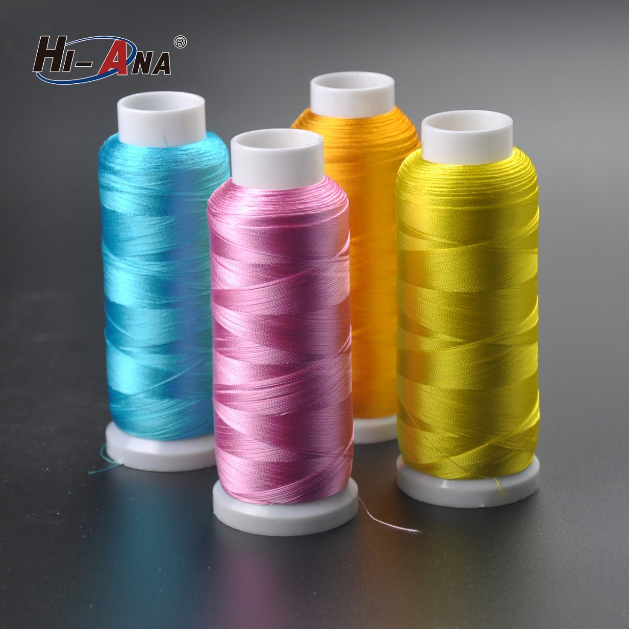 China Global Brands 10 Year Dyed Embroidery Thread Price Photos