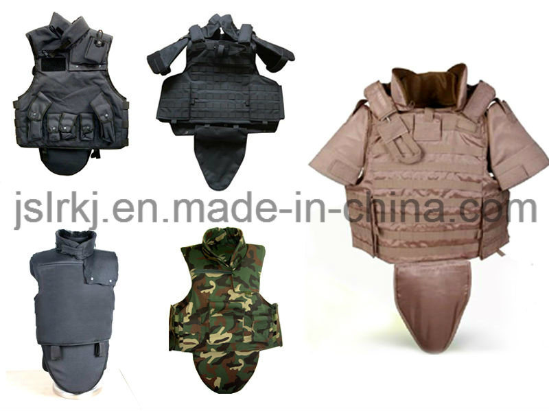 UHMW-PE/Kevlar Ballistic Soft Armor Panels for Bulletproof Vests and Blankets pictures & photos