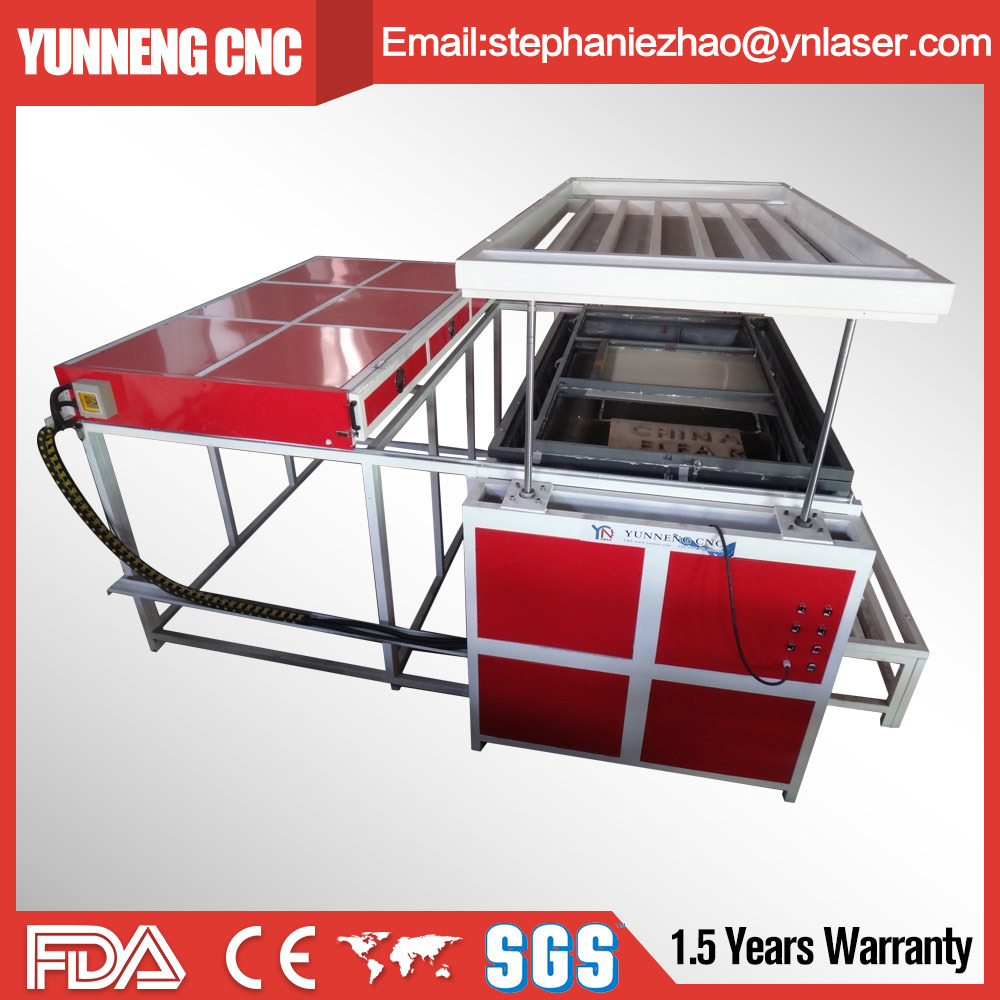 Automatic PP/ABS Thermo Vacuum Forming Machine with Ce/FDA/SGS/Co