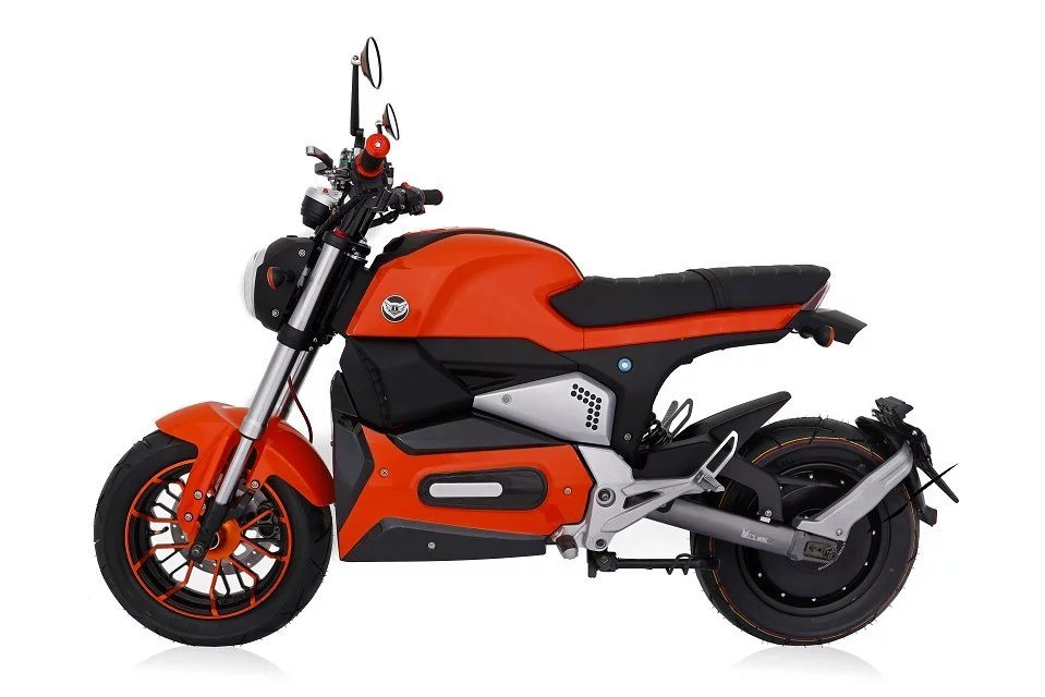Hot Selling Electric Racing Motorcycle M6-Z