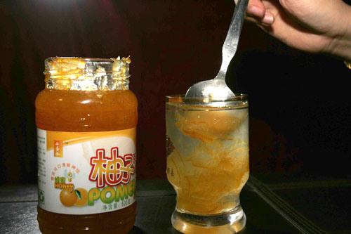China Honey Pomelo Tea China Pomelo Tea Honey