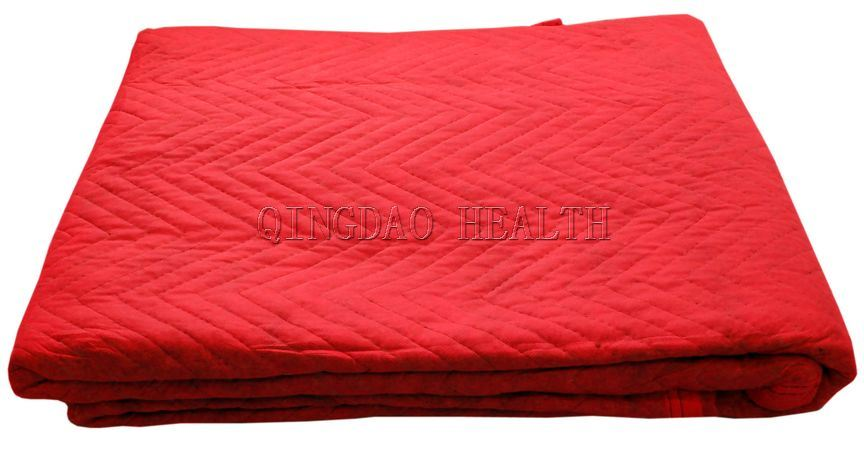 China Fp008 Red Furniture Moving Blankets China