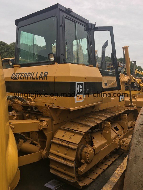 China Used Cat D7g Dozer, Secondhand Caterpillar D7g Bulldozer in