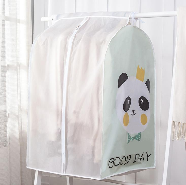 China Peva Garment Rack Cover Clothing Rack Protective Cover Dust
