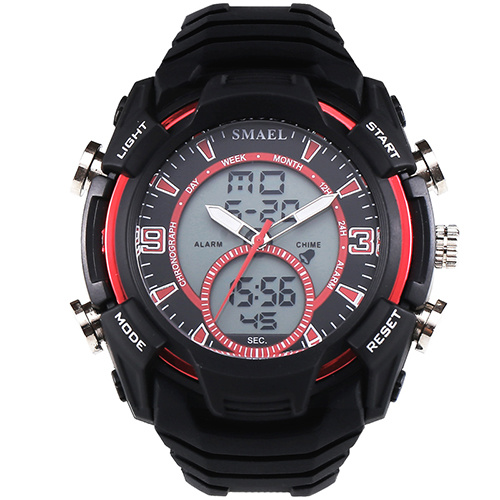 Watches Men Swiss Factory Quartz Gift Fashion Promotion Smart Watch Watches Custome Sports Watch Plastic Watch pictures & photos