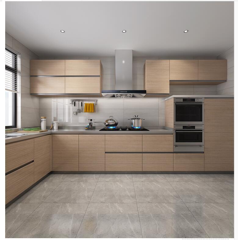 China Very Beautiful Modern Kitchen, Stainless Steel Kitchen Cabinet
