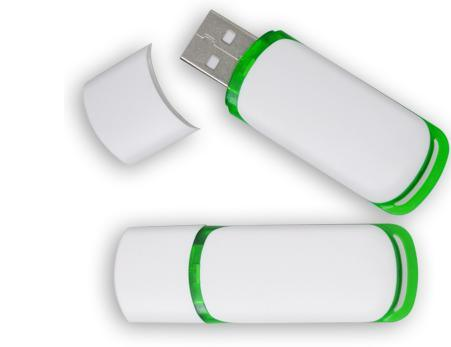Advertising Promotional Gifts Plastic USB Flash Memory
