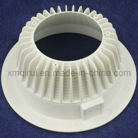 China Plastic Led Recessed Light And