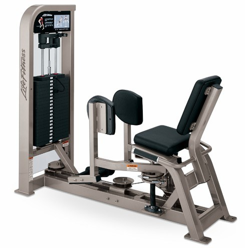 Fitness Equipment / Gym Equipment / Life Fitness Equipment / Hip Abduction (SS12)