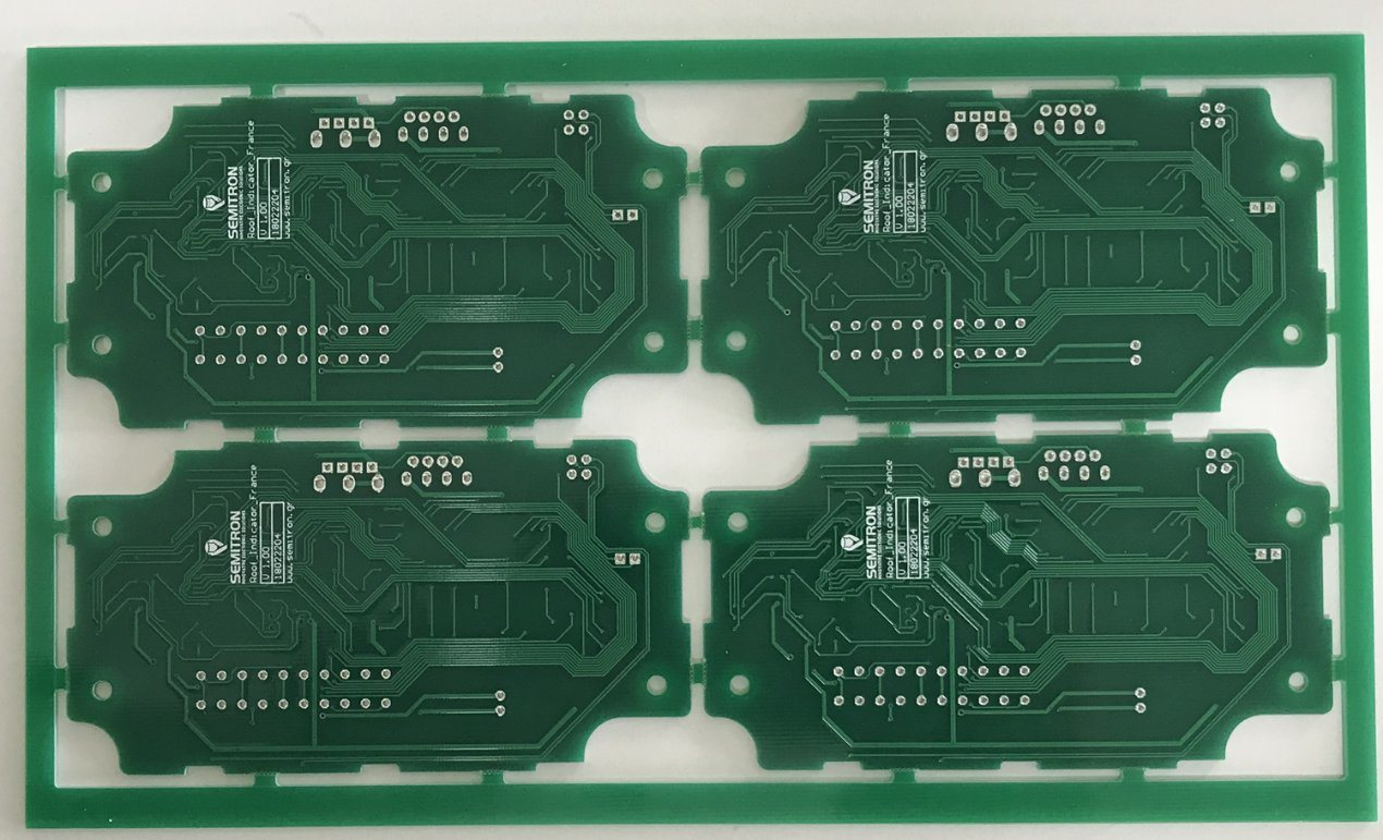 China V Cut Pcb Circuit Board Immersion Tin Taconic Tlt 9 079mm Boardrf4 Oem Multiplayer Buy