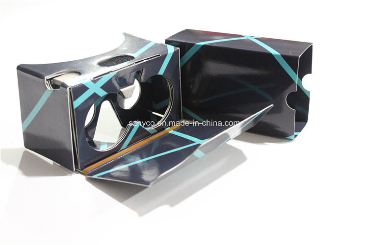 15d9917b23d China Black Google Cardboard Vr 3D Glasses Virtual Reality - China Black  Google Cardboard V2