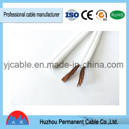 China Copper Conductor PVC Coated 2*12 AWG Spt Wire Cable for Home ...
