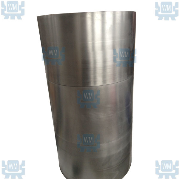 High Quality and High Density Tungsten Crucible