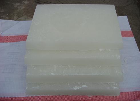 White Granular or Slab 58 60 Fully Refined Paraffin Wax for Candle Making