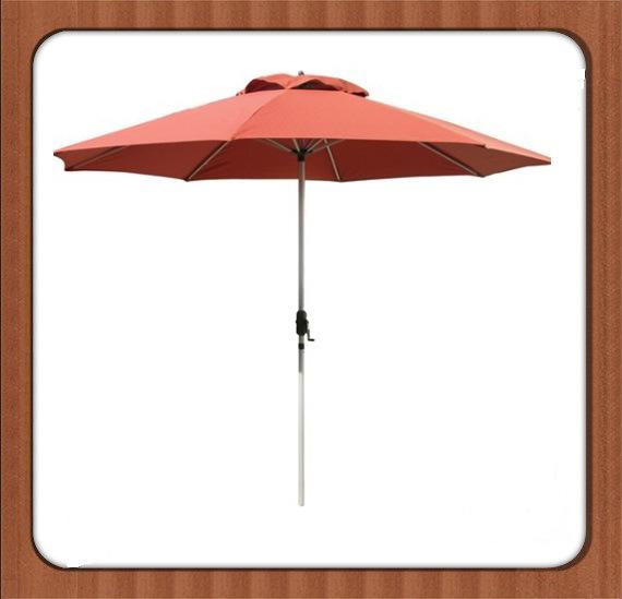 2 7m Patio Umbrella Outdoor Parasol