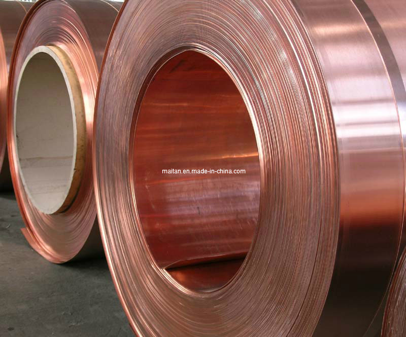 China C12200 Copper Coil Sheet and Plate - China C12200 Coil Copper ...
