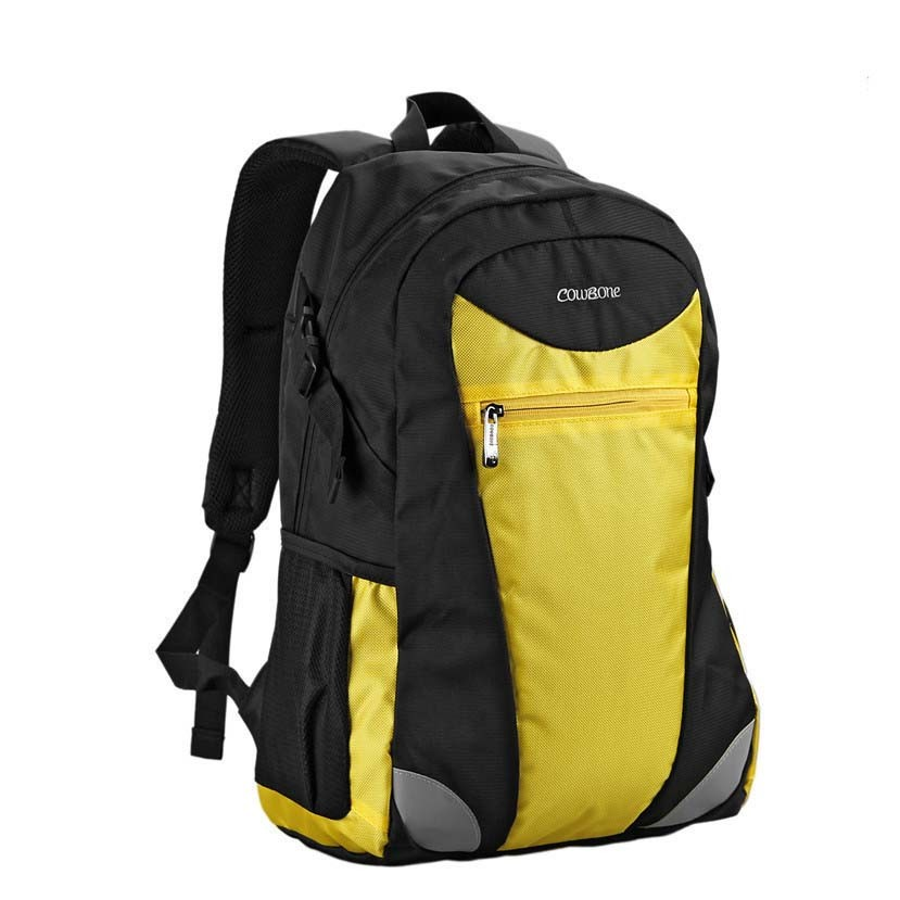 Nylon Dating Sport School Backpack Bag (MS1148)