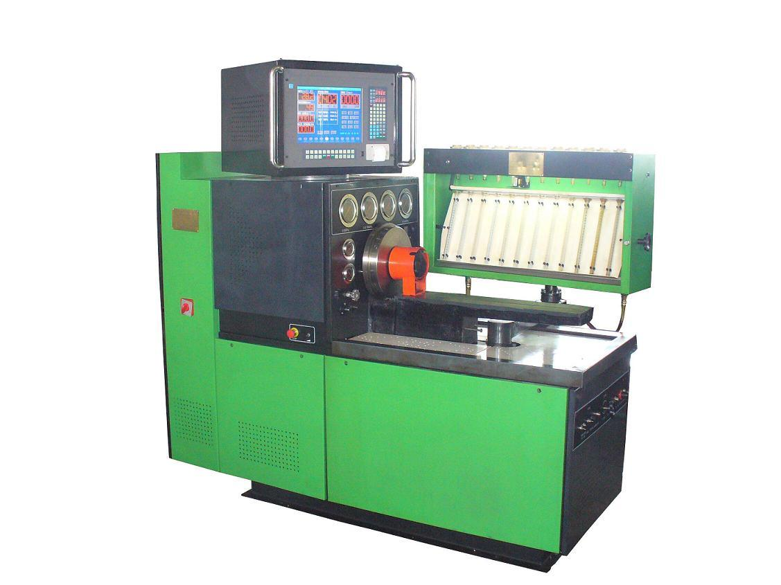 High Quality Diesel Fuel Injection Pump/Common Rail Test Bench (12PSDW) pictures & photos