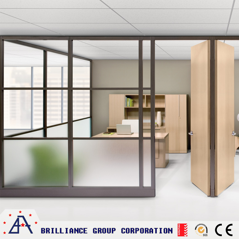 aluminum office partitions. Modern Office Aluminum Glass Partition Wall Partitions S
