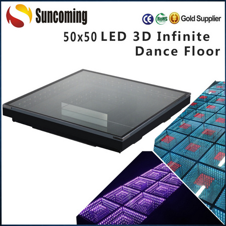 china suncoming ce certificated 1500 lumen led stage floor lighting