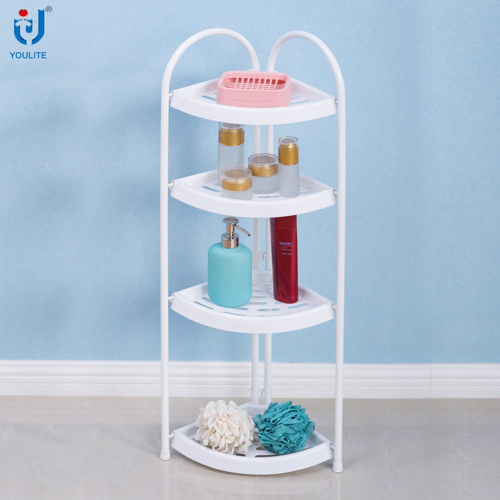 China Bathroom Standing Mini Corner Shelf for Kids Photos & Pictures ...