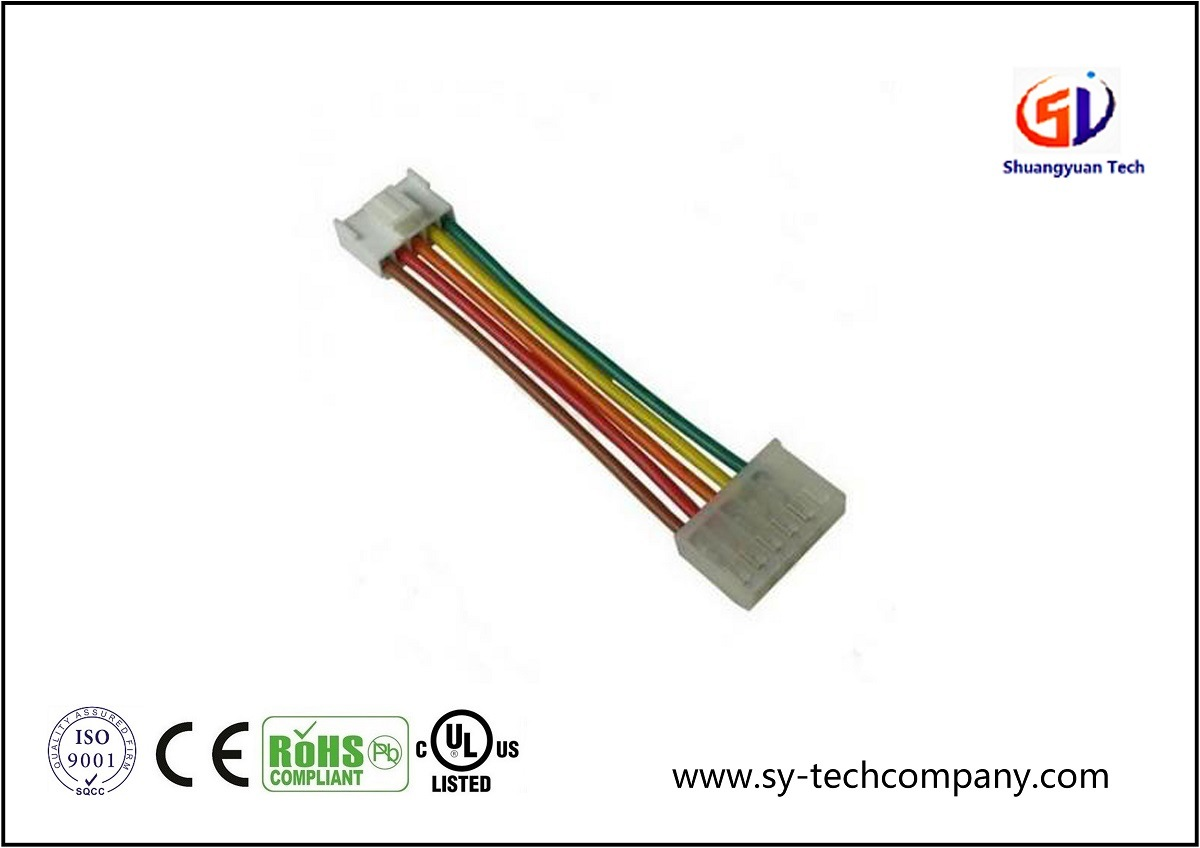 Customized Automotive Wire Harness with 12AWG ~ 36AWG