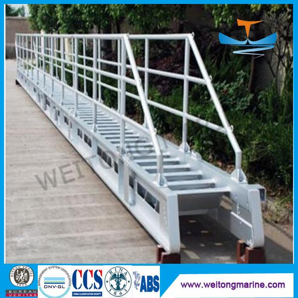 China Marine Aluminum Alloy Accommodation Ladder Ship