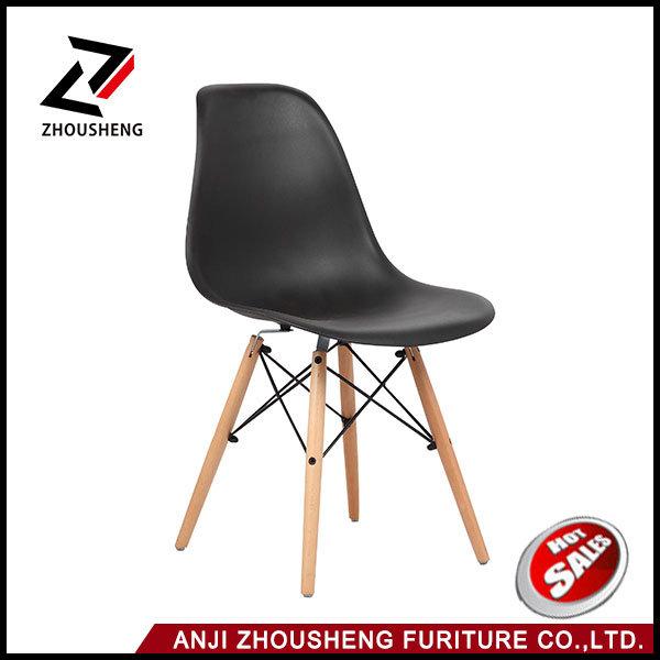 Superieur China Wholesale Modern Designer Lounge Chair Eiffel Replica Emes Dining  Plastic Chairs Zs 108   China Wooden Legs Dining Chair, Emes Dining Chairs