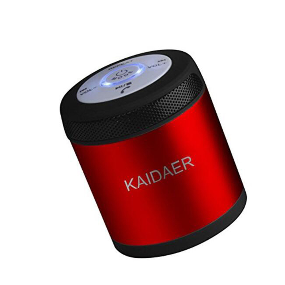 Kaidaer Bdl-Kd06bt Stereo Bluetooth Mini Speaker Support TF Card U-Disk