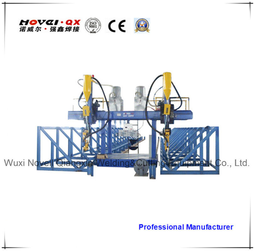 China Automatic Gantry Welding Equipment for H Beam Production Line ...