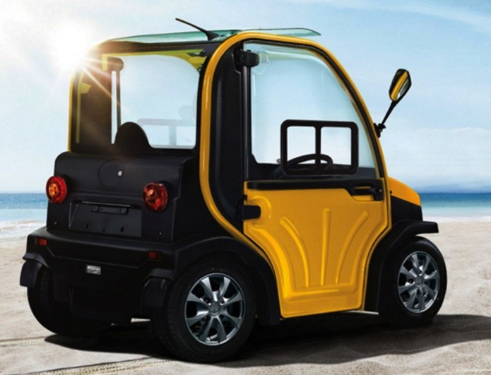 Hot Sale Chinese Electric Car Price Mini Electric Car China Solar