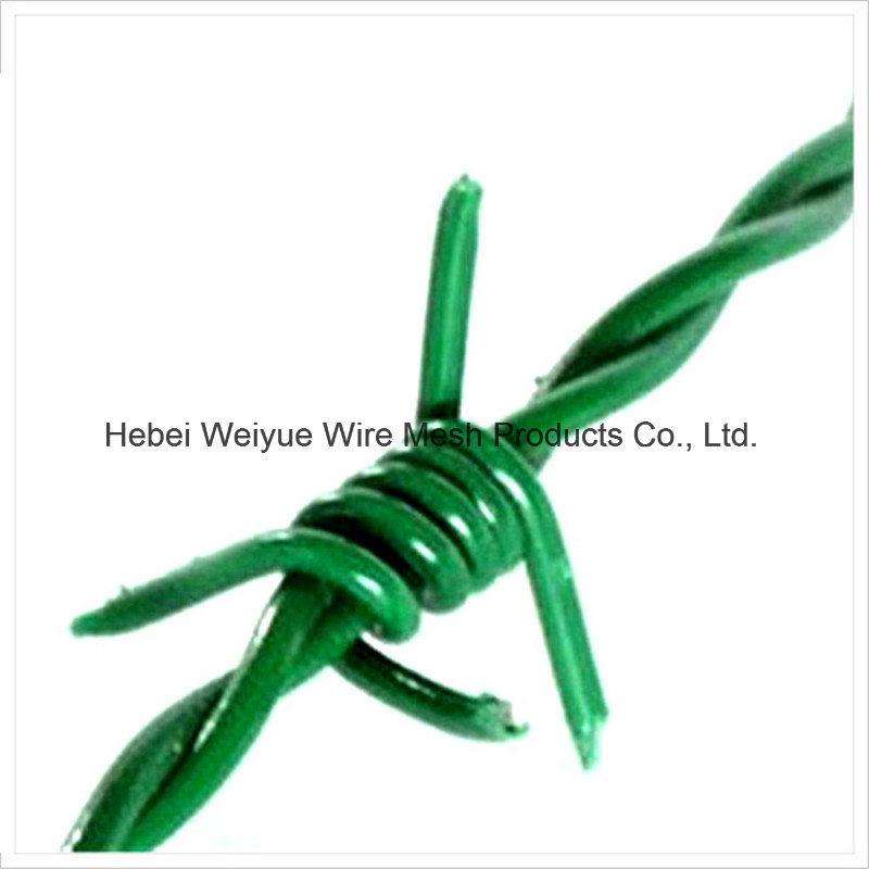 China Galvanized/PVC Coated Iron Barbed Wire Concertina Razor Wire ...