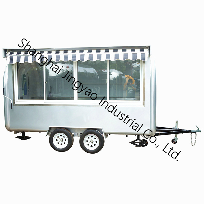 China Mini Fast Food Caravan Small Ice Cream Trucks Small