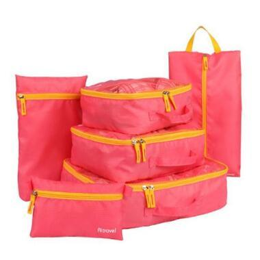 7e24717d3be8 Waterproof Men Hanging Makeup Bag Nylon Travel Organizer Cosmetic Bag for Women  Large Necessaries Make up Case Wash Toiletry Bag