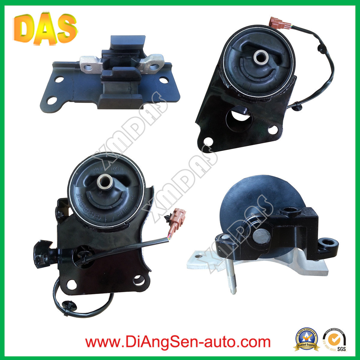Aftermarket Car Parts - Rubber Engine Motor Mounting for Honda / Toyota / Nissan / Mazda / Mitsubishi / Suzuki / Subaru