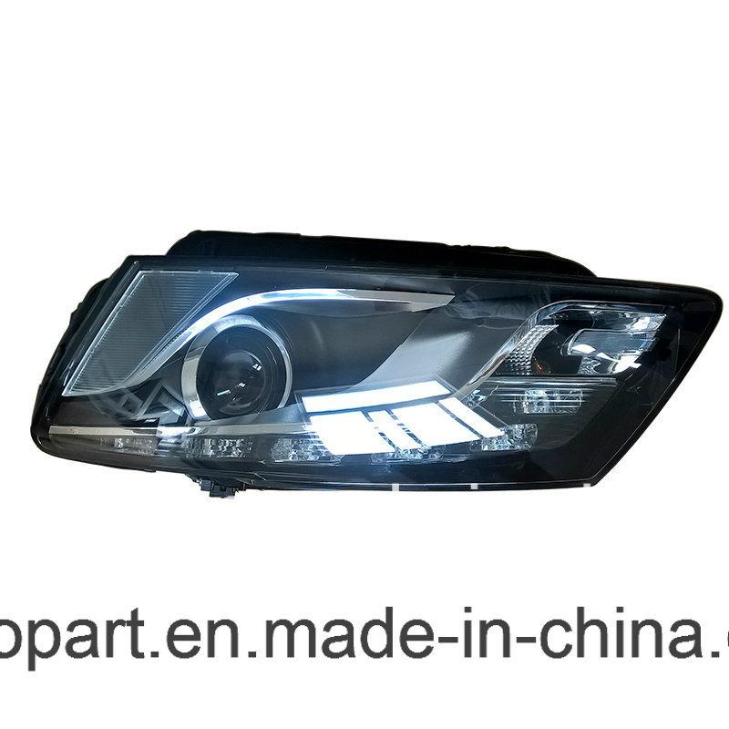 China Car Spare Parts Wholesale HID Xenon Car Light Head Lamp For - Audi wholesale parts