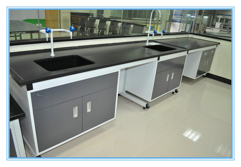 Chemical Resistant Laboratory HPL Worktops pictures & photos