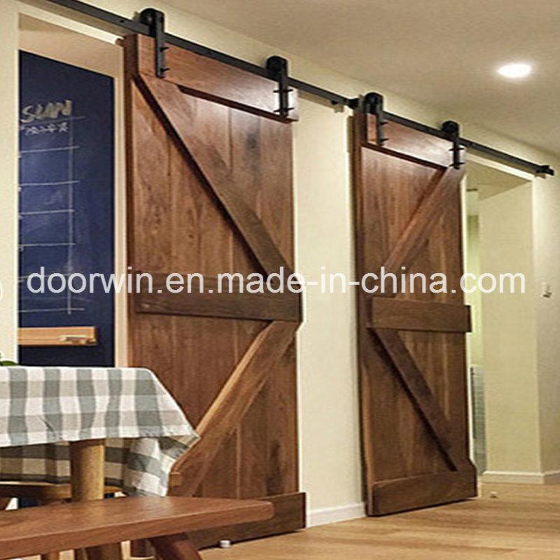 China Simple Design Finished Flush Door