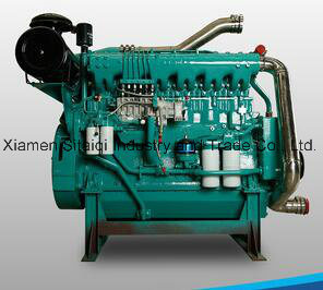 [Hot Item] Deutz/Mwm/Hnd Marine Diesel Inboard Engine with Gearbox for  Boat/Ship/Passenger