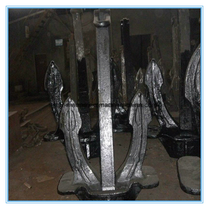 Hall Type a, B, C Cast Iron Ship Anchor pictures & photos