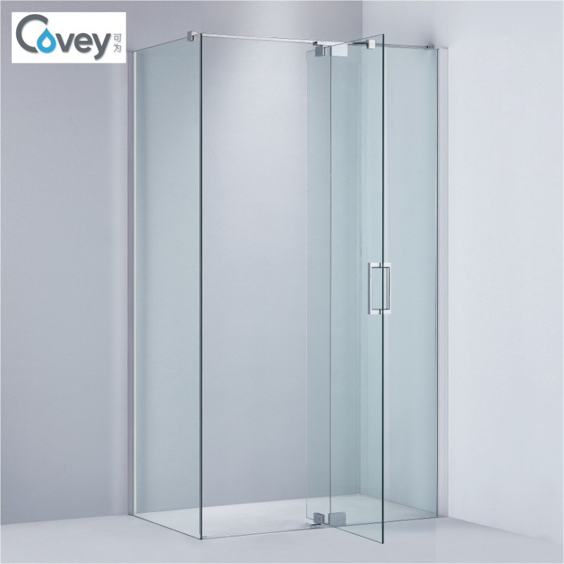 China Sanitary Ware Tempered Glass Shower Enclosure/Shower Screen (A ...