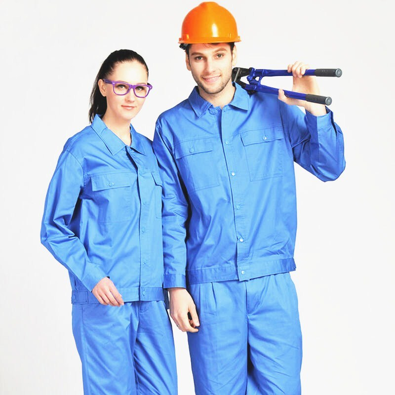 Labour Suit Protective Fireproofing Work Clothes pictures & photos