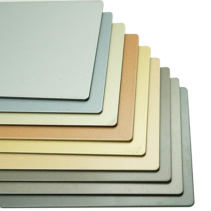 Auland aluminium composite acm acp panel (China