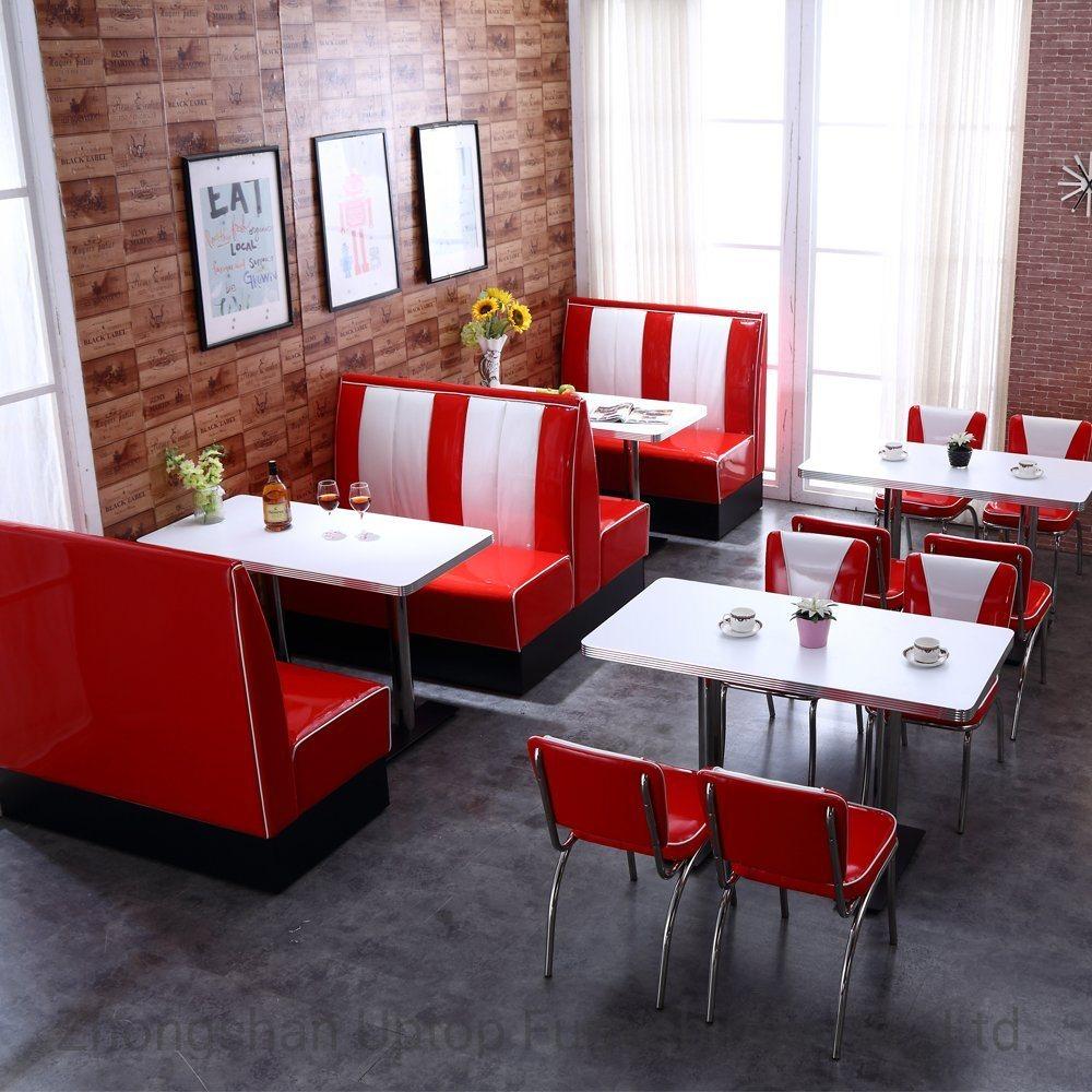 China Sp CT9 Restaurant Furniture Sets 9s American Diner Retro ...