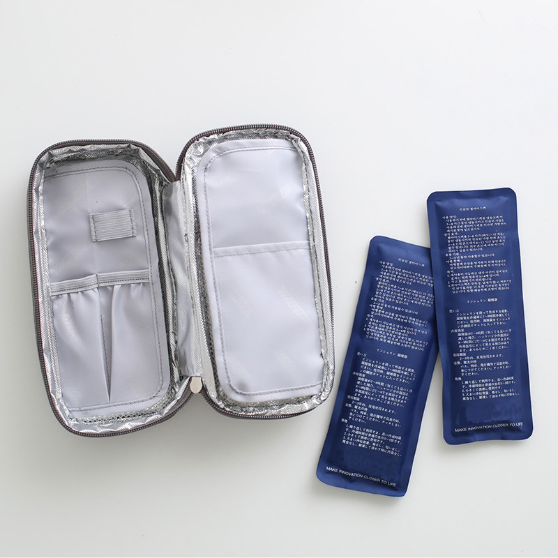 Portable Waterproof Insulin Cooling Case for Wholesale pictures & photos