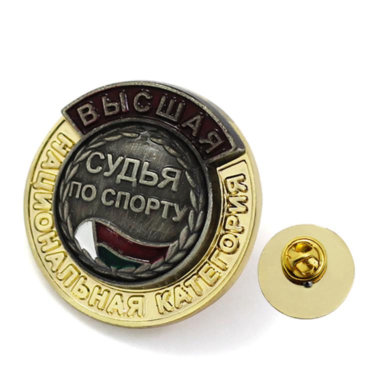 [Hot Item] Funny Custom Metal 3D Gold Unique Car Logo Emblem Grill Badges  Stickers Auto Emblems